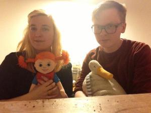 Anna-Karin och Gustav